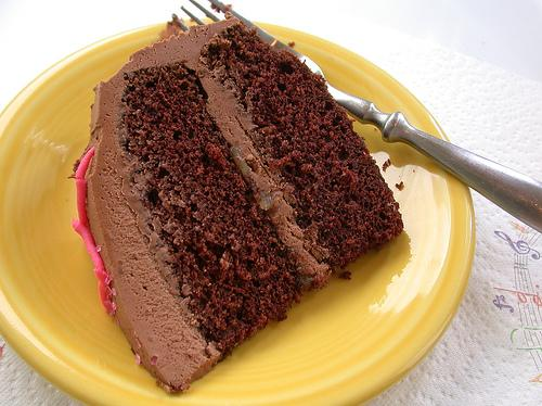 Big Red Chocolate Cake