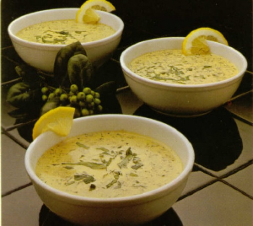 Spinach-Celery Soup